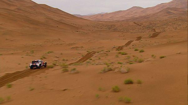 Silk Way Rally: Cyril Despres edges towards second win