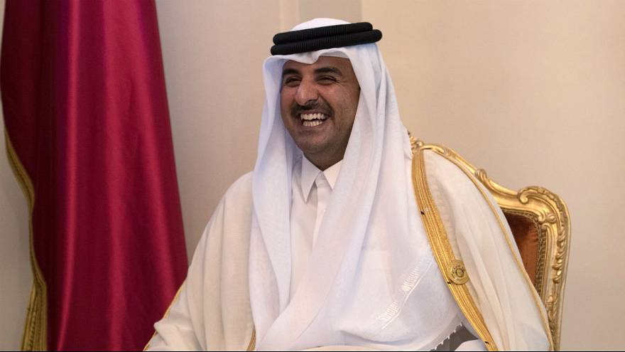 اولین سخنان امیر قطر بعد از بحران در روابط با کشورهای عربی