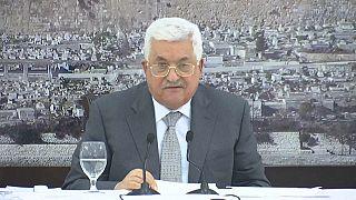 روابط تشکیلات خودگردان با اسرائیل تعلیق شد