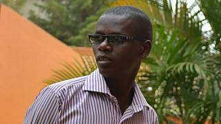 Burundian journalist still missing after a year without trace
