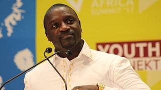 The youth cannot depend on governments to rebuild Africa - Singer Akon