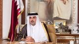 Qatar's emir says his country is ready for dialogue to resolve diplomatic crisis