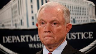New claims about Sessions and contact with Russia