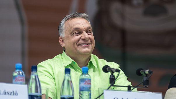 Orbán: az igazi ellenfél a Soros-maffia és a brüsszeli bürokraták