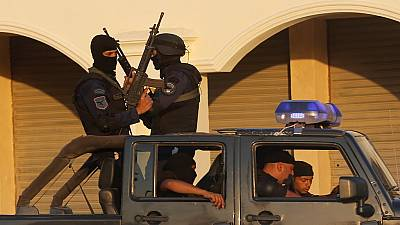Egypt security forces kill 30 suspected militants