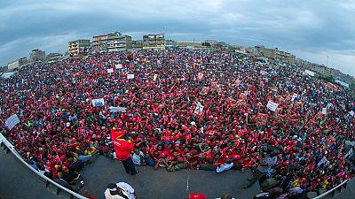 Kenya elections: Colours, multitudes rock campaign trails