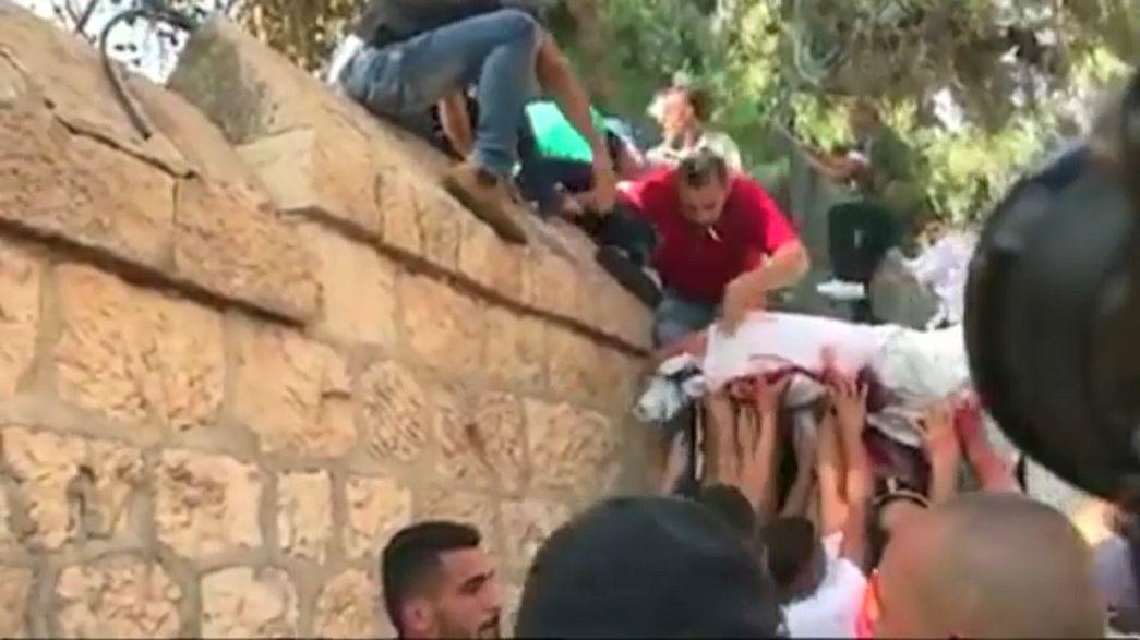 تهريب جثة شاب فلسطيني من المستشفى بهدف دفنه