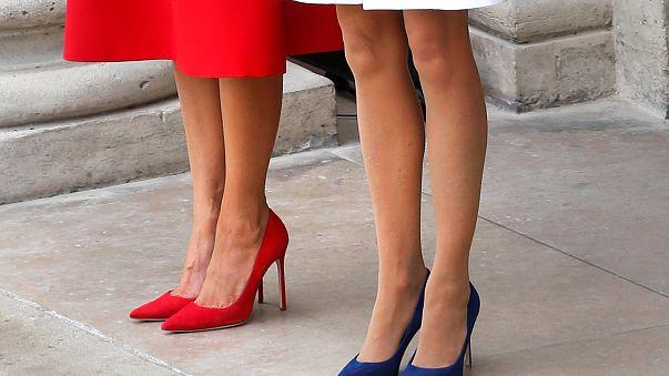 هل تعلم من تكون صاحبة أجمل ساقين في باريس؟