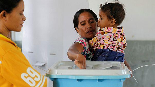 Tranquilidade e abstenção nas legislativas de Timor-Leste