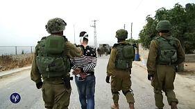 Represalias contra el atacante palestino