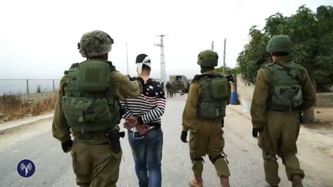 Нападение на израильтян: обыски