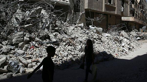 ارتش سوریه در غوطه شرقی اعلام آتشبس کرد