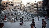 روسيا: اتفاق لخفض التصعيد في الغوطة الشرقية