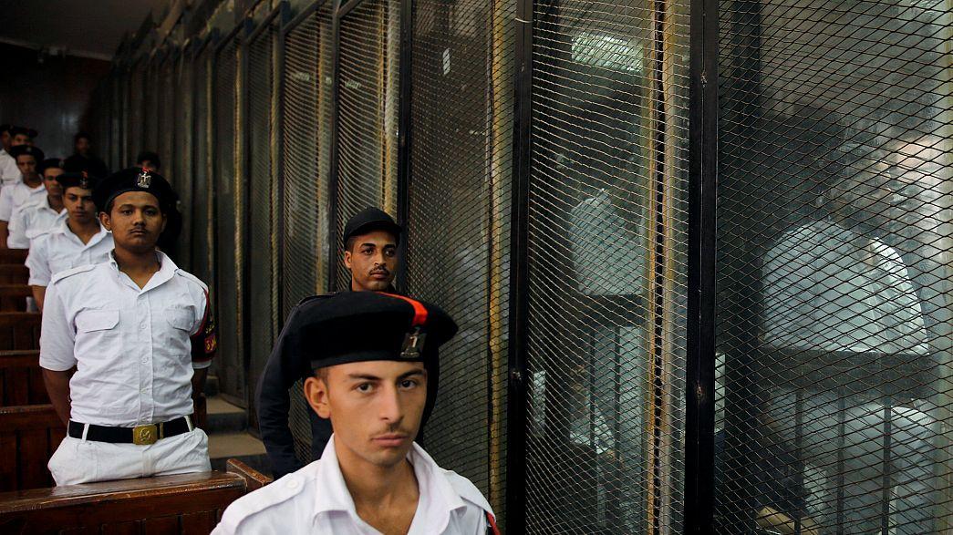 Egypte: 28 condamnations à mort