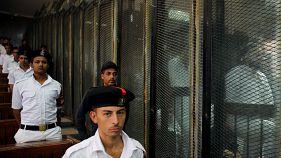 Un tribunal egipcio dicta 28 penas de muerte contra islamistas
