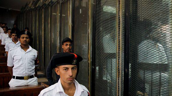 Egito condena 28 pessoas à morte