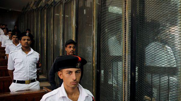 اعدام 28 مصريا لتورطهم في حادث اغتيال النائب العام السابق