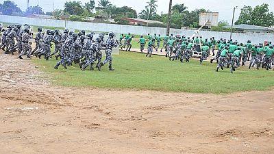 Gendarmes in Ivory Coast repel raid as international event opens