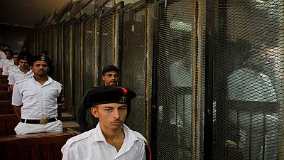 28 sentenced to death in Egypt over prosecutor murder in 2015
