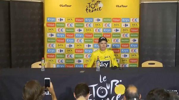 "فروم يتصدر ""تور دو فرانس"""