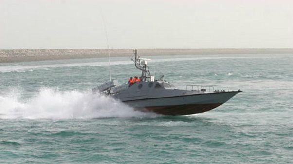 توقیف یک شناور صیادی عربستان در «آبهای ایران»