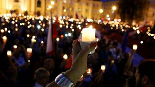 Protests continue in Poland over plans to overhaul judicial system