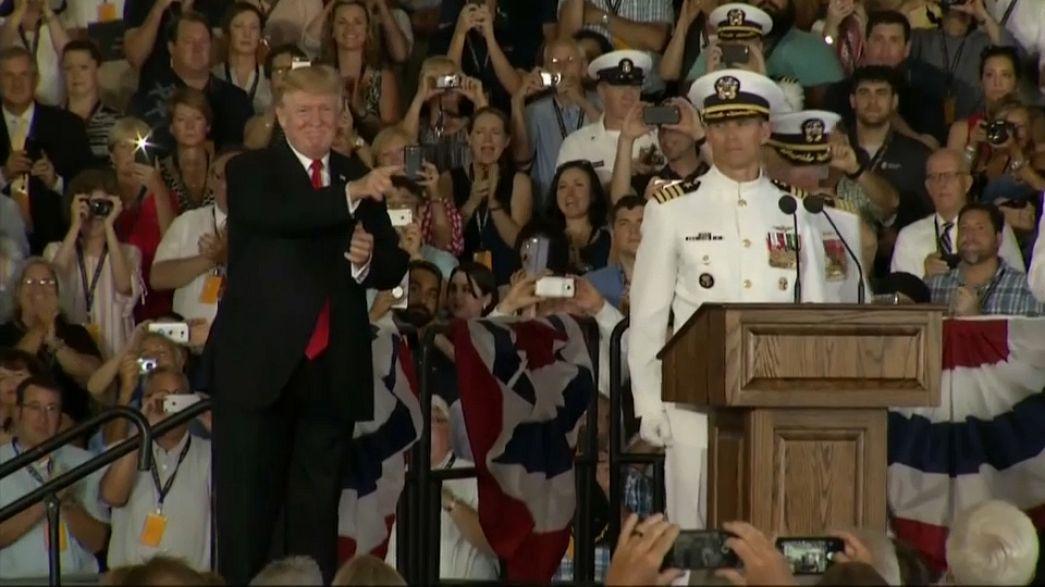 Donald Trump úgyis megkegyelmezne