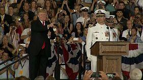 """Trump alega """"poderes absolutos"""" para indultar"""