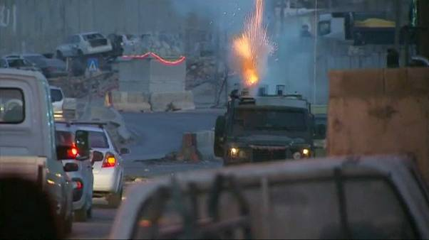 West Bank: Two Palestinians killed in clashes with Israeli security forces
