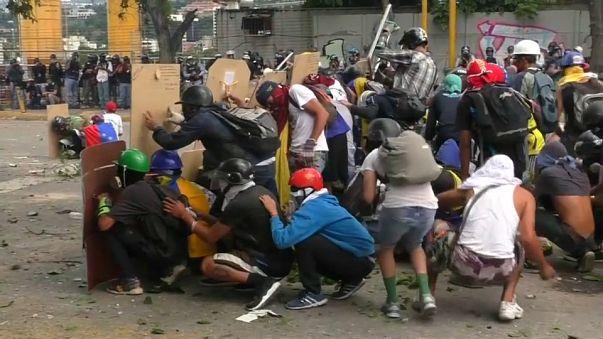 Kétnapos sztrájk jön Venezuelában