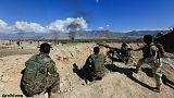 لولاش در فاریاب و تیوره در غور به دست طالبان افتاد