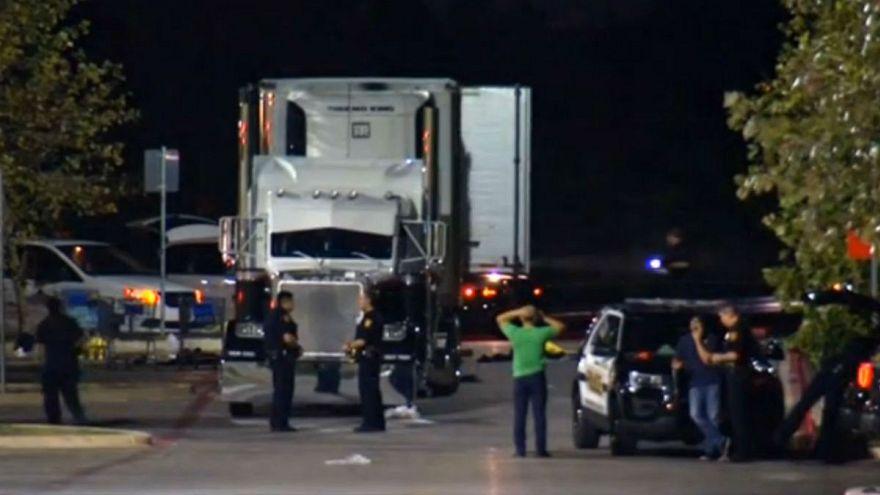 تگزاس: حکم اعدام یا حبس ابد برای راننده متهم به «قاچاق غیرقانونی مهاجران»