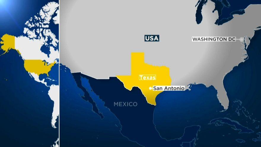 العثور على 8 قتلى في شاحنة مركونة في موقف في سان انطونيو بولاية تكساس