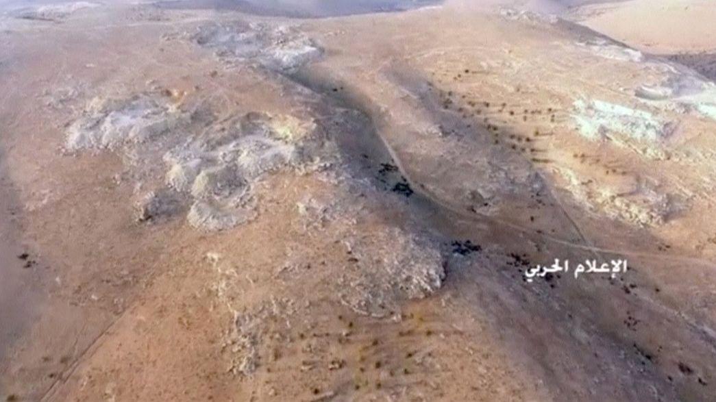 Élesedő harc a szíriai-libanoni határnál