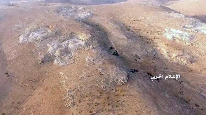 Nuova offensiva di Hezbollah nella regione di Arsal