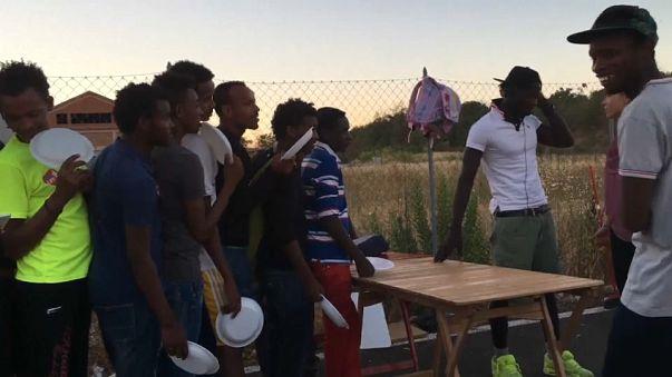 Itália reforça policiamento sobre refugiados