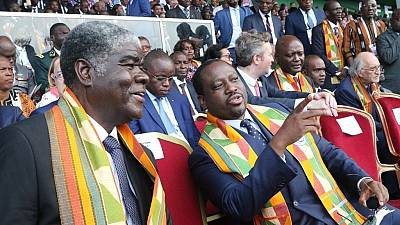 Côte d'Ivoire: grande ovation du public pour Soro Guillaume à l'ouverture des jeux de la Francophonie