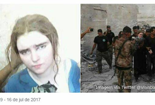 16-year old Isis fighter captured in Mosul confirmed as German girl