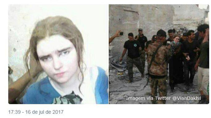 El destino incierto de la yihadista alemana de 16 años capturada en Mosul