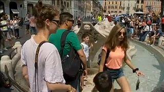 Italien: Wird in Rom Wasser bald rationiert?