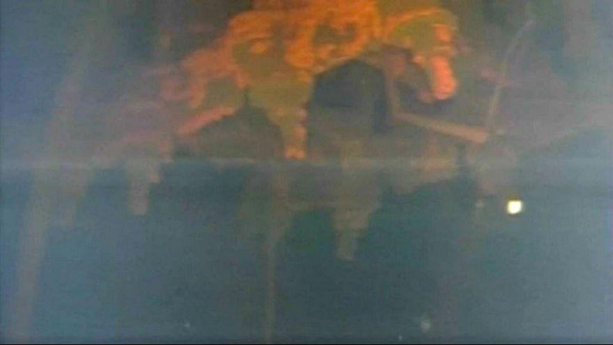 Fukushima robot finds lava-like 'melted fuel deposits'