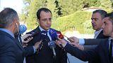 Ν. Χριστοδουλίδης: «Προφάσεις εν αμαρτίαις» οι δηλώσεις Άιντα για το Κραν Μοντανά