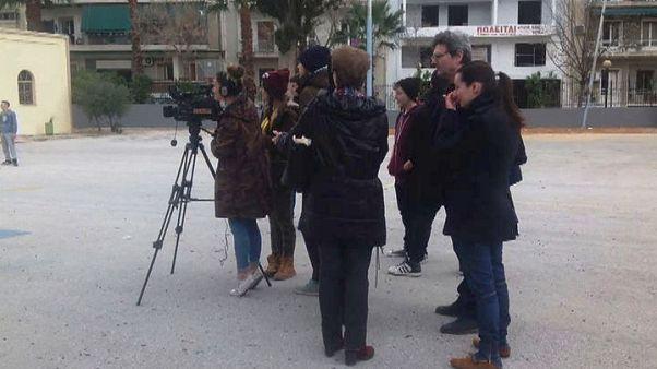 Ελλάδα: Πρόσφυγες σκηνοθετούν για τους πρόσφυγες - Video