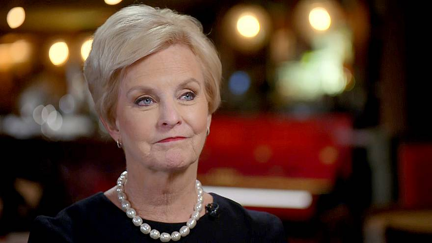 'A wall is not going to fix this': Cindy McCain says Trump's pet project won't curtail human trafficking