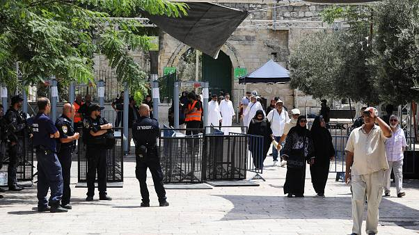 New questions over security at Jerusalem holy site