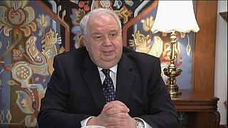 Moskaus Mann in Washington kehrt heim