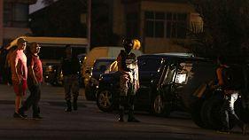 تیراندازی در نزدیکی سفارت اسرائیل در امان پایتخت اردن یک کشته و یک زخمی برجای گذاشت