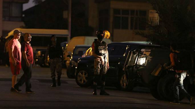 Амман: нападение на посольство Израиля