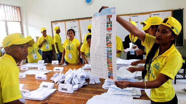 Fretilin vence legislativas em Timor Leste