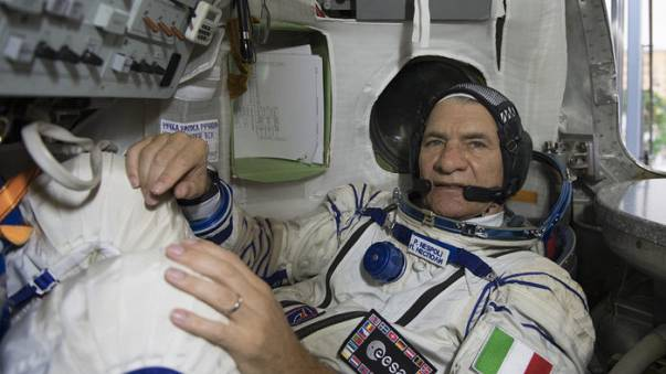 Nello spazio e nella Storia: i 60 anni di Paolo Nespoli